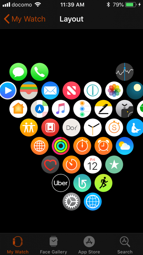 sesami, apple watch06