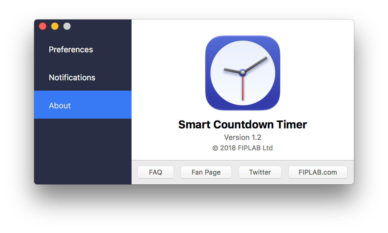 Minimal Traveler, Smart Countdown Timer, Affiliate, Mac, App, how to use06
