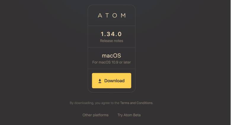 minimalist, atom, work, app, review03
