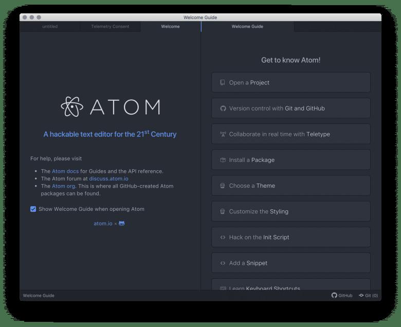 minimalist, atom, work, app, review13