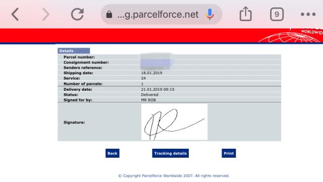 minimal traveler, uk, ems, parcel force, post office017