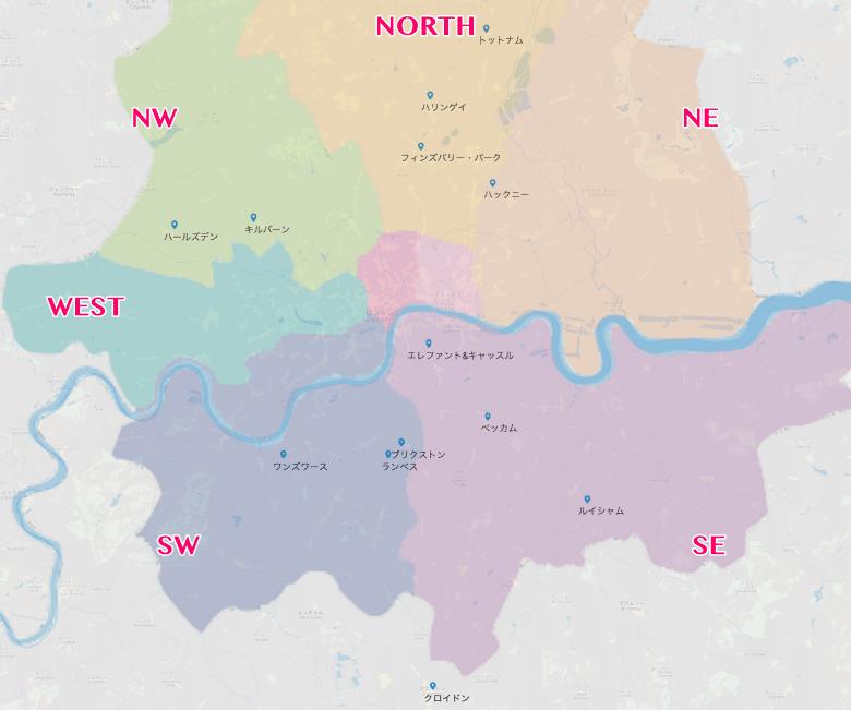 minimal traveler, uk, london, area map006