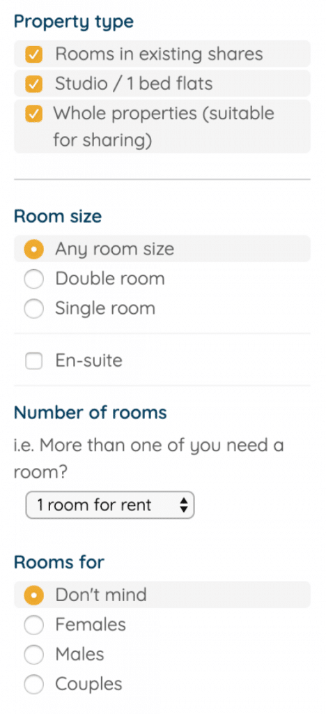 minimal traveler, uk, spareroom, house, find017
