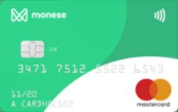 monese card