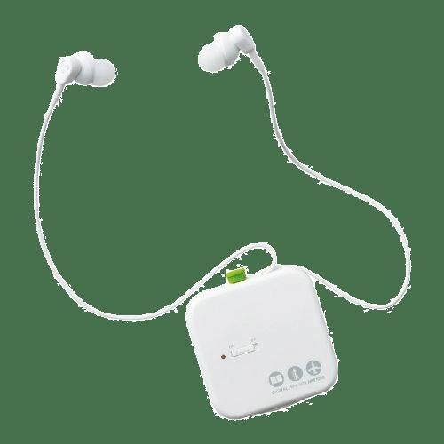 minimal traveler, earplug, noize006