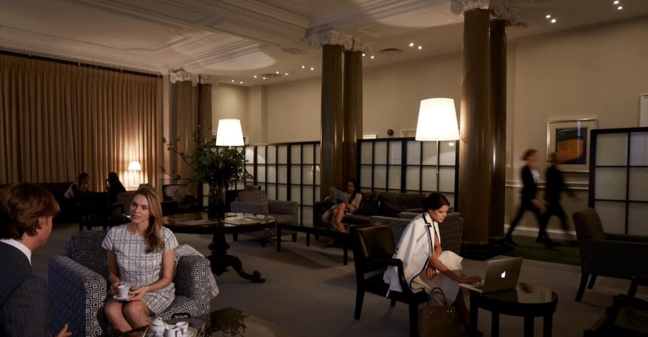 minimal traveler, london, coworking space, leo