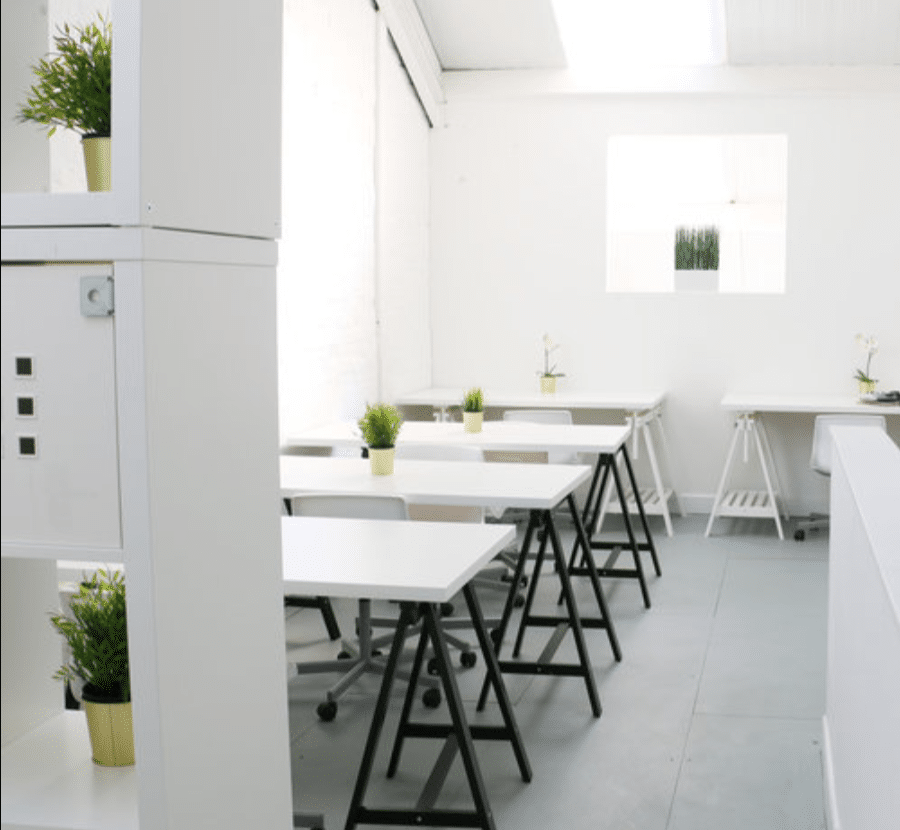 minimal traveler, west london coworking space, Camel London Creatives