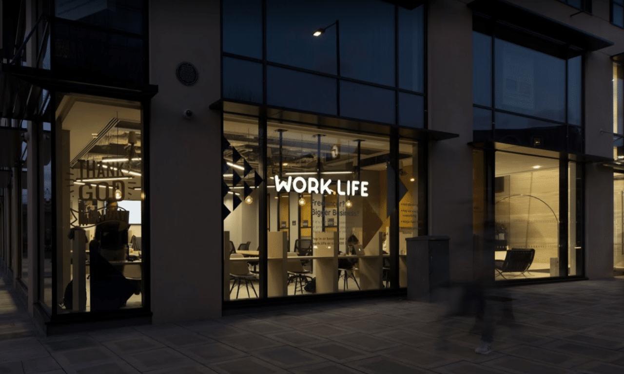 minimal traveler, west london coworking space, Work.life Hammersmith