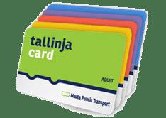 inimal traveler, europe malta, transport, bus, tlinya card004