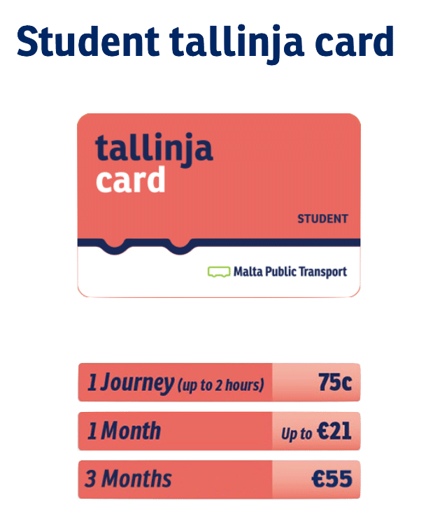 minimal traveler, malta, bus, talinjacard, apply002