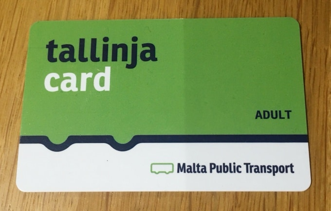 minimal traveler, malta, bus, talinjacard, apply004