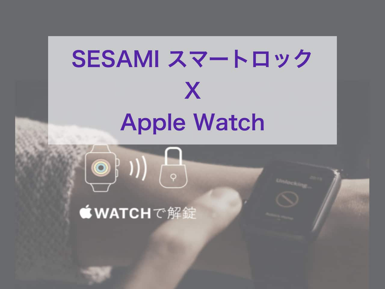 2020_05 minimal traveler, eyecatch, sesami-applewatch